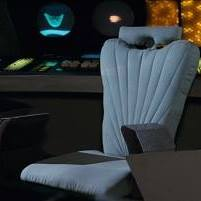 Empty Spock Chair